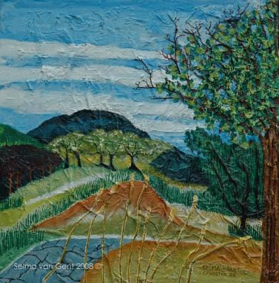 Schilderij: Canberra